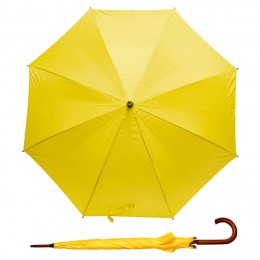 Automatic umbrella STICK yellow