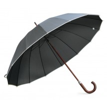 Manual umbrella EVITA with 16 ribs