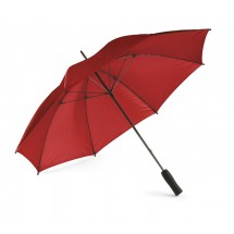 Windproof umbrella GALE red