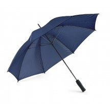 Windproof umbrella GALE navy blue