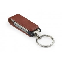 USB memory stick 8GB brown