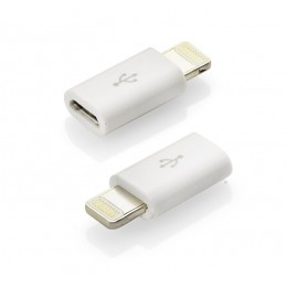 Micro USB to iPhone adapter iP5