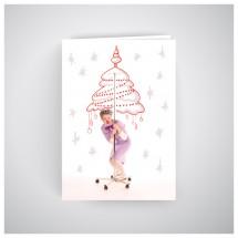 Kalėdinis atvirukas RNO09