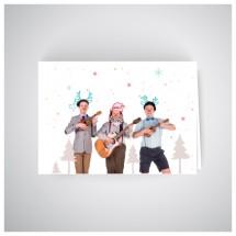 Kalėdinis atvirukas RNO15
