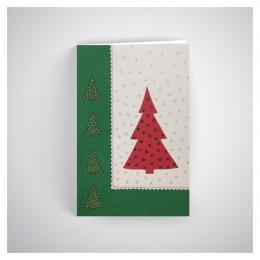 Kalėdinis atvirukas SOS023N