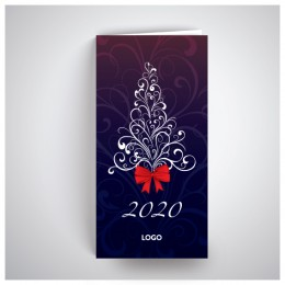 Kalėdinis atvirukas GV12
