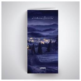 Kalėdinis atvirukas GV15
