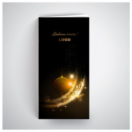 Kalėdinis atvirukas SV009